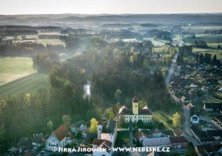 Hrad a zámek Stráž nad Nežárkou J3248