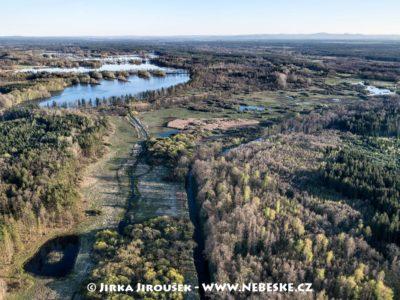 Třeboňsko – Nová řeka J3216