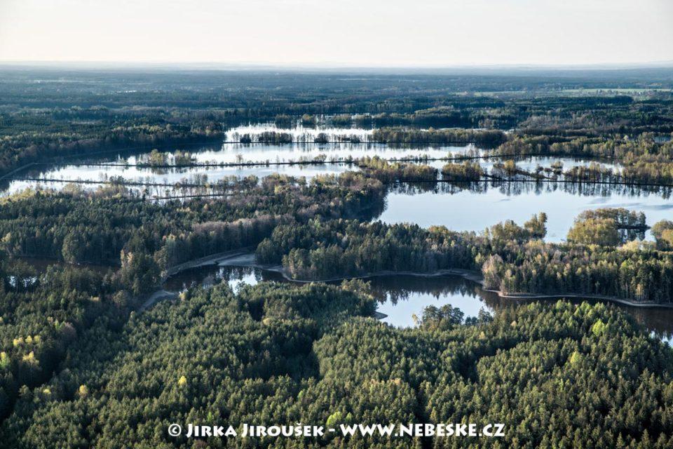 Přírodní rezervace Staré Jezero J3374
