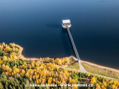 Josefův Důl nádrž podzimní J3404