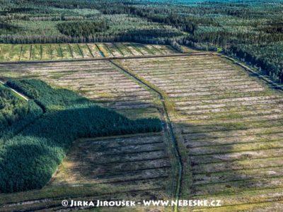 Branná – těžba rašeliny J3275