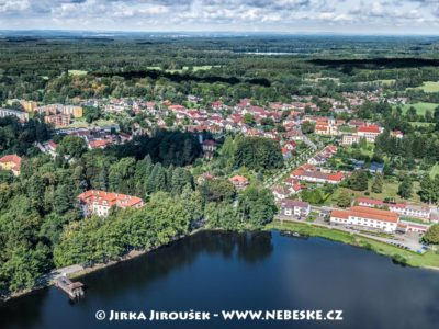 Chlum u Třeboně – zámek J3240