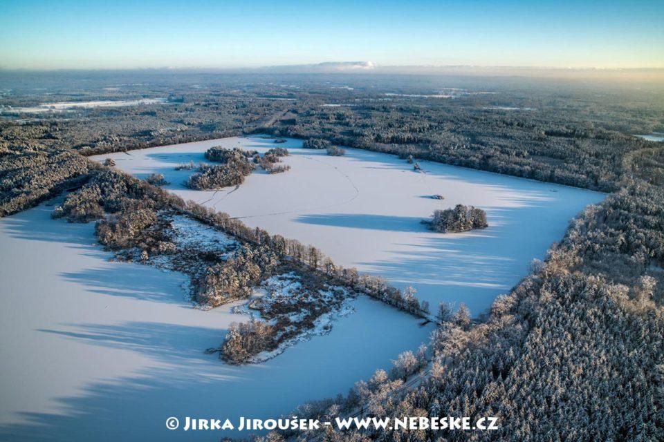 Zimní Nový Vdovec a Ženich J3375
