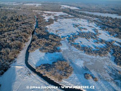 Národní přírodní rezervace Stará a Nová řeka J3289