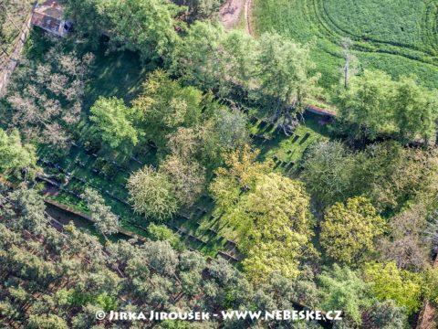 Židovský hřbitov Dražkov J3387